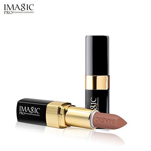 CASA Shop IMAGIC Matte Lipstic 04 (Bobbi Brown Lip Liner Plum)