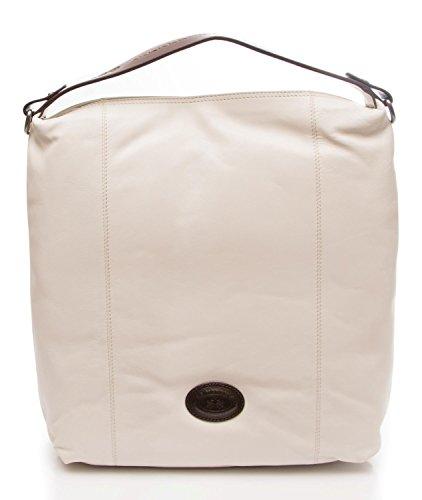 Borsa Donna Special Prod Large Hobo Bag Offwhite