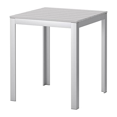 Balkontisch ikea  Amazon.de: IKEA FALSTER -Tabelle grau - 63x63 cm