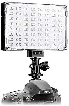 Gvm Rgb Luz Led Para Cámara De Vídeo Camera Photo