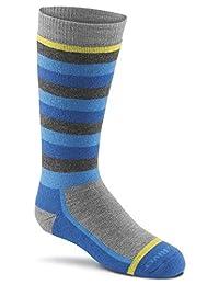 Fox River Kids Snow Day Over-The-Calf Socks, X-Small, Light Grey