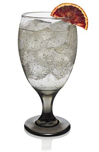 Libbey Classic Smoke 6-piece Goblet Glass (Classic Goblet)