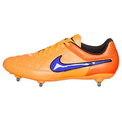 Nike - Botas de fútbol para hombre Naranja naranja Naranja - naranja