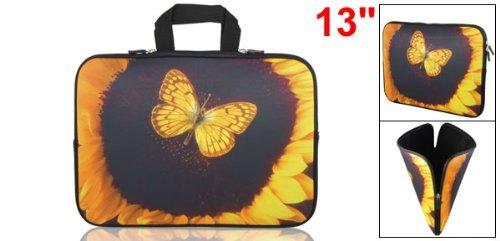 13 13.3 Butterfly Notizbuch-Laptop-Hülsen-Handgriff-Beutel-Kasten für HP