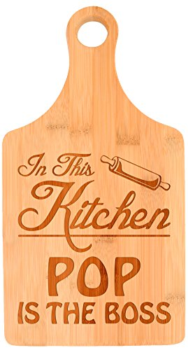 fathers-day-gift-for-grandpa-in-this-kitchen-pop-is-the-boss-paddle-shaped-bamboo-cutting-board
