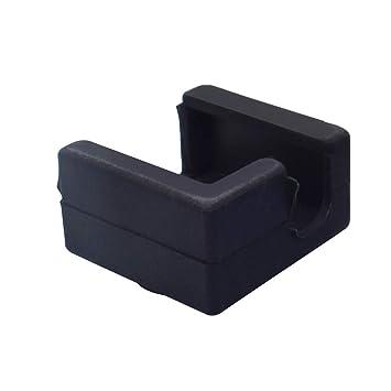 Blackr Impresora 3D Cubierta de bloque de calentador de calcetín ...