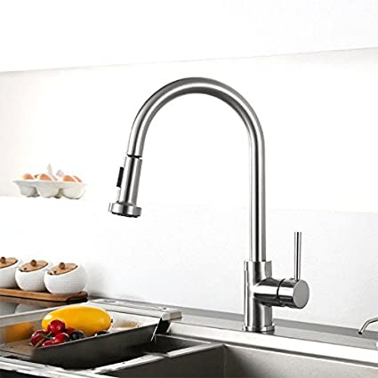 Contemporary Kitchen Mixer Taps Copper Kitchen Mixer Taps Pull Out