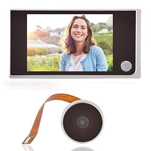 """3.5""""LCD HD Screen Peephole Viewer Digital Door Eye Viewer Camera"""