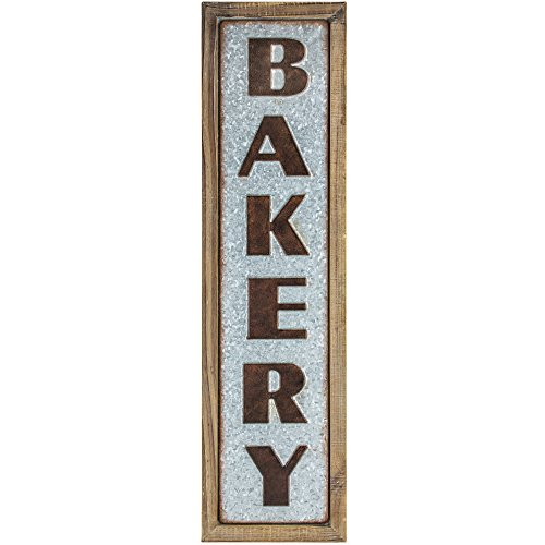 metal bakery sign - 7