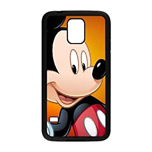 Micky-Mouse Samsung Galaxy S5 Cell Phone Case Black I0490797
