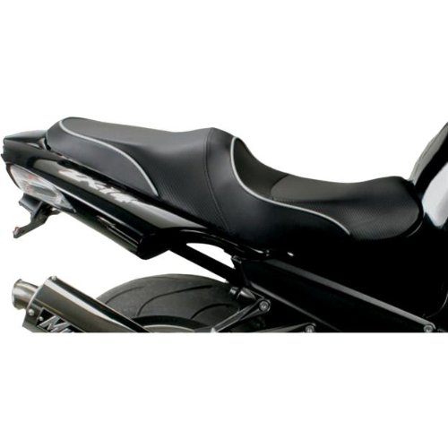 Sargent World Sport Performance Ninja ZX14 Seat - Low Seat Height/Black Accents