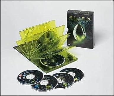 Pack: Alien Quadrilogy [DVD]: Amazon.es: Tom Skerritt, Sigourney Weaver, John Hurt, Michael Biehn, Jenette Goldstein, Paul Reiser, Charles Dutton, ...