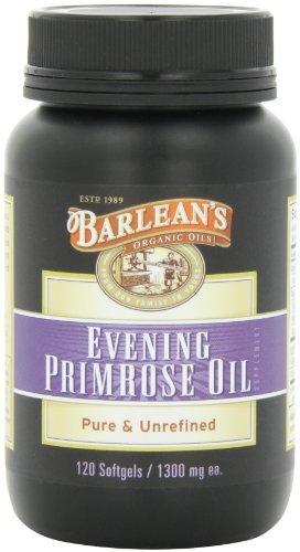 (Barlean's Organic Oils Organic Evening Primrose Oil, 1300 mg ea (240 Softgels))