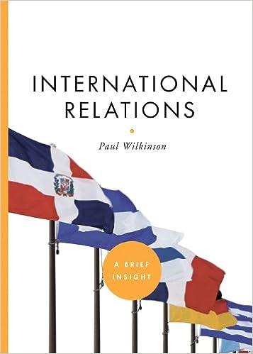 International Relations (A Brief Insight): Paul Wilkinson