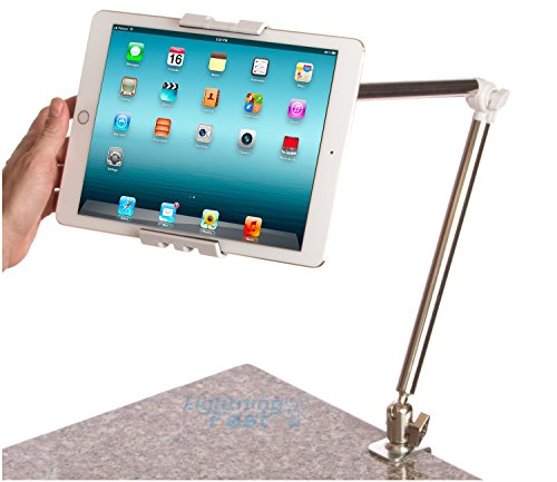iPad Tablet Mount Adjustable Comfortably