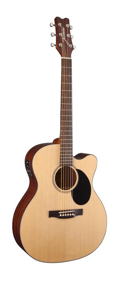 Jasmine JO36CE-NAT J-Series Acoustic-Electric Guitar Natural