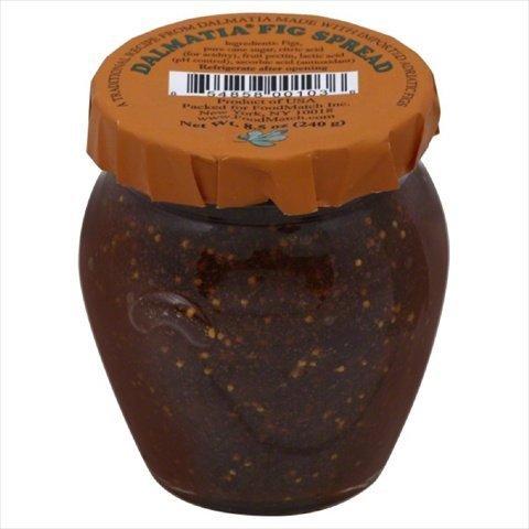 Dalmatia Dalmatia Fig Spread (Economy Case Pack) 8.5 Ounce Jar (Pack of 12)