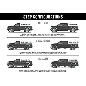 ford f250 extended cab long bed length