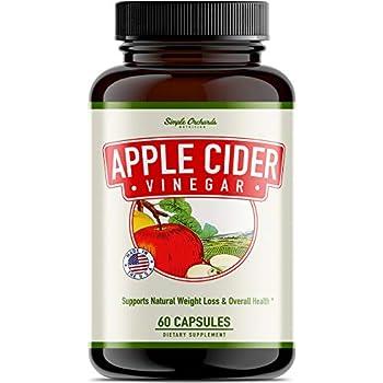 Amazon.com: Extra Strength Apple Cider Vinegar Pills for