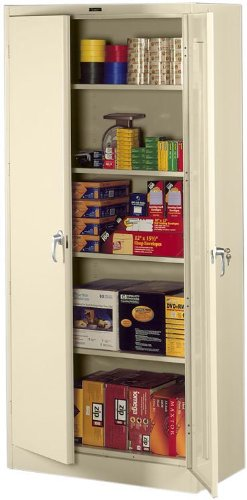 78inH x 24inD Deluxe Storage Cabinet by Tennsco