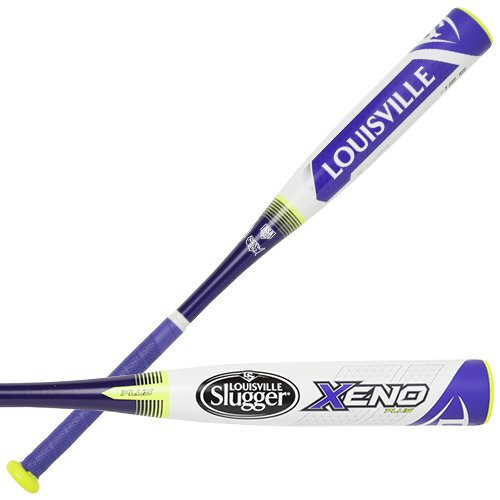 Louisville Slugger Tee Ball Xeno Plus 12.5 Softball Bat, 24'/11.5 oz
