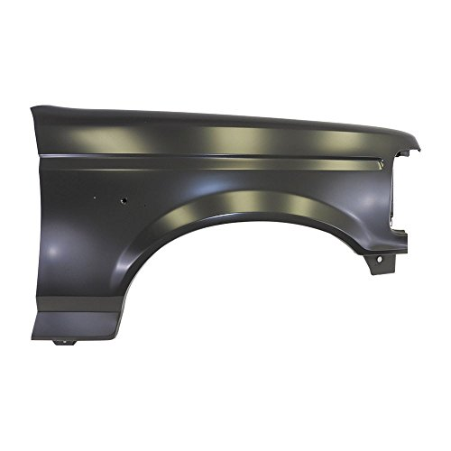 Titanium Plus Autoparts, 1992-1996 Fits For Ford Bronco | 1992-1997 Ford F150 Front,Right Passenger Side Fender