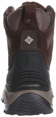 Columbia Mens Snowtrek Snowboot Cordovan / Tusk