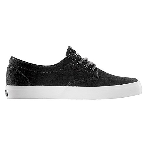 Dekline Mason Black/White Skate Shoes (Dekline White Shoes)