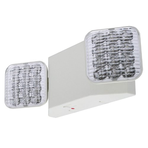 LFI Lights - Hardwired LED Emergency Light Standard - ELW2
