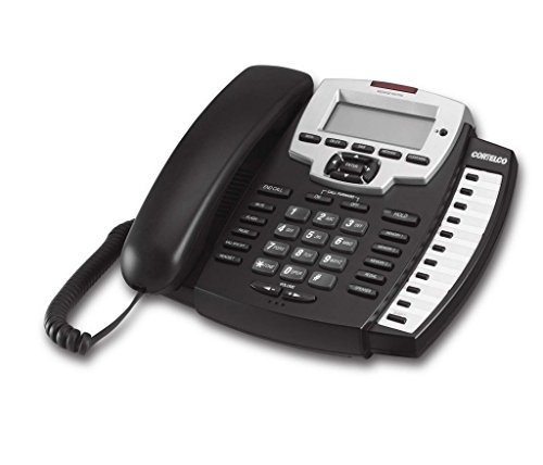 New Cortelco Multi Feature Telephone Speakerphone 2.5 Mm ...