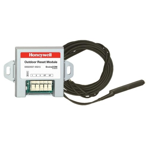 Honeywell, Inc. W8735S1000 OUTDOOR RESET MODULE FOR