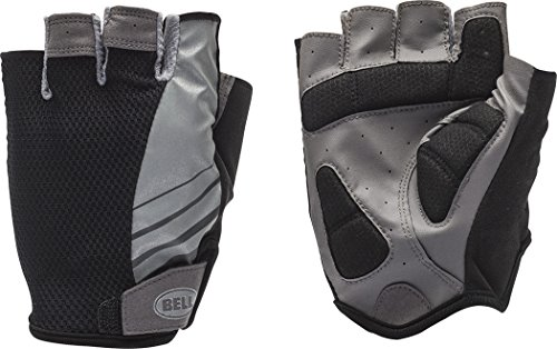 Premium Cycling Gloves (Bell Shifter 700 Premium Cycling Gloves Large/X-Large, Black/Charcoal)