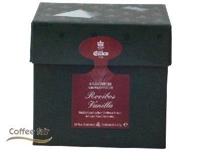 Eilles Tea Diamonds Rooibos Tea Vanilla 200 Units by Eilles Royal of Munich
