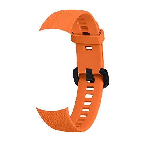 Docooler Smartwatch band vervanging silicagel armband band accessoires horloge riem armbanden voor Honor Band 5