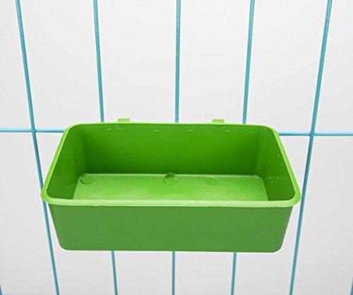 Bird Bath Jaggerpet Bird Bowl 5 Inch L by 3Inch W