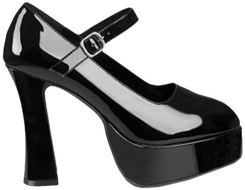 Chaussures noires vernies femme