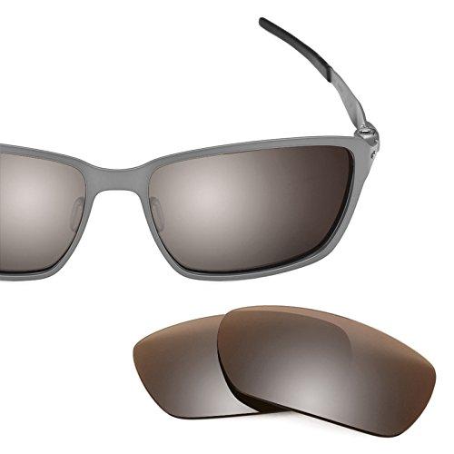 Mirrorshield Oakley Para Opciones Flash Polarizados De Bronce Múltiples Tinfoil — Lentes Repuesto Elite qH7pW4
