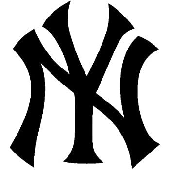 Yankees Logo White