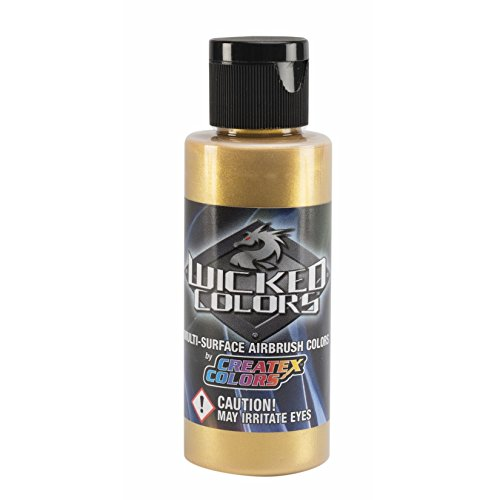 createx-wicked-colors-w350-gold-2oz-water-based-universal-airbrush-paint-by-spraygunner