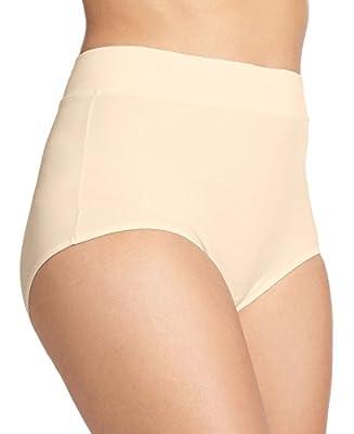 Warner's Women's No Pinching. No Problems. Modern Brief Panty