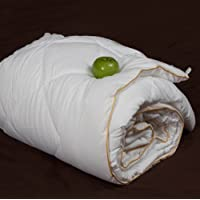 Portico New York Siesta White Single Comforter- 152X228 CM
