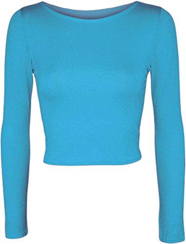 Boutique -  Maglia a manica lunga  - Donna blu Large
