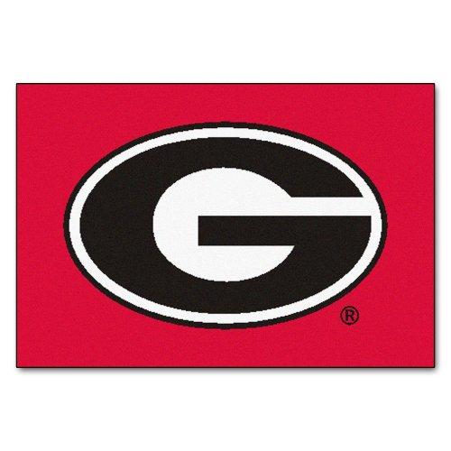 Georgia Bulldogs Rug - 6