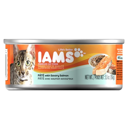 h Adult Cat Filets with Savory Salmon, 5.5-Ounce ()
