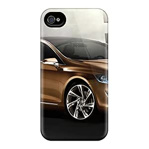 High Quality Shock Absorbing Case For Iphone 4/4s-widescreen Volvo S60 Concept