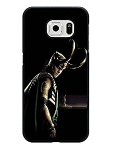 Thor Collection Samsung Galaxy S6 Edge Case, Uncommon Designed Anti-dust Case Cover for Samsung Galaxy S6 Edge