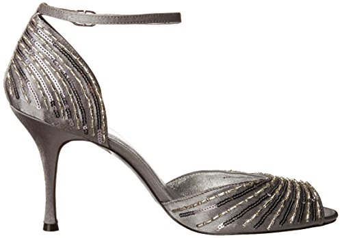Adrianna Papell Dames Foley Dress Pump Pewter