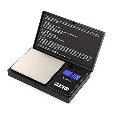 Scale Digital Pocket Scale,Miya 500g by 0.01g Digital Grams Scale Food Scale Jewelry Scale Kitchen Scal by MIYA LTD