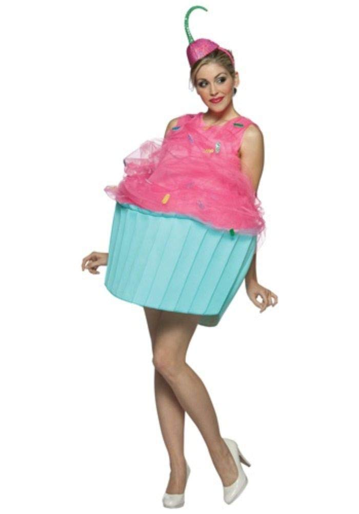Womens Cupcake Costume by Unknown