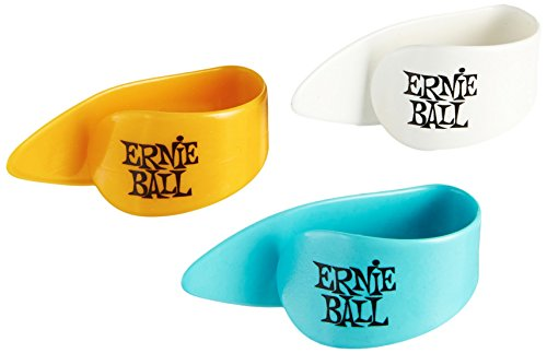 Ernie Ball Large Assorted Thumb Picks, Bag of (Ernie Ball Picks)
